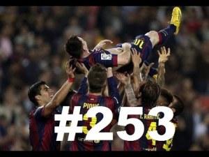 Messi 253